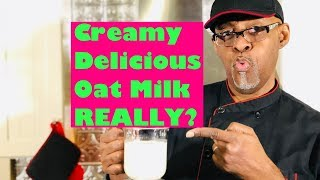 How to Make Oat Milk with a Vi…