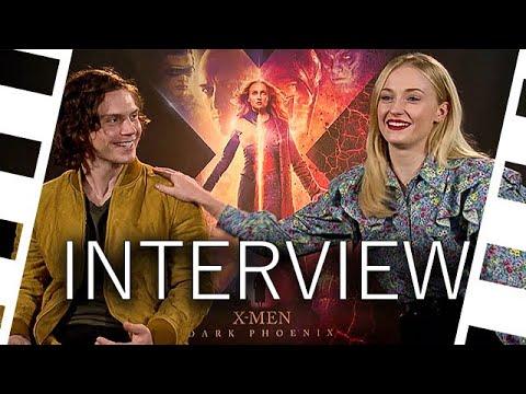 Play Kino+ | X-Men: Dark Phoenix – Interview mit Michael Fassbender, Sophie Turner und Evan Peters