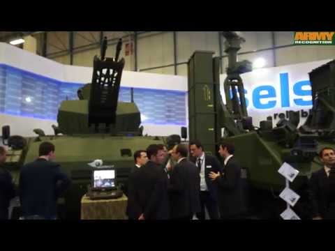 Aselsan latest innovations technologies of military equipment radar missile torpedo air  defense