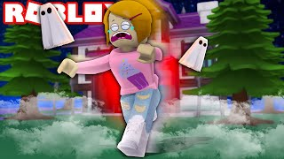 Roblox Escape The Haunted House - Ghost Hunters!
