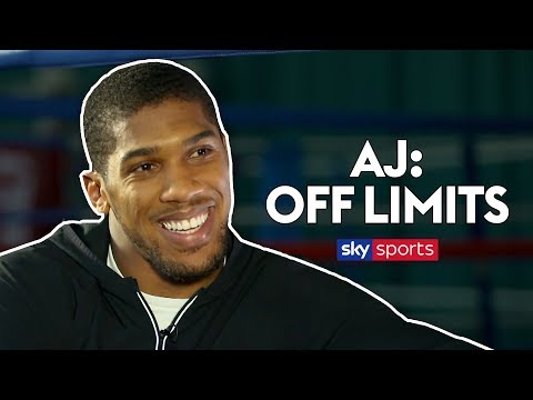 Anthony Joshua on fatherhood, steroid accusations & potential fights w/Fury & Wilder | AJ OFF LIMITS
