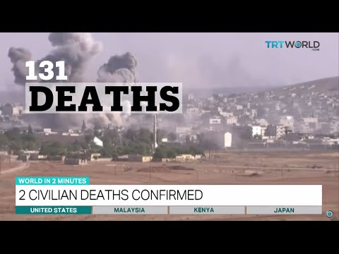 TRTWorld - World in Two Minutes, 2015, May 22, 11:00 GMT