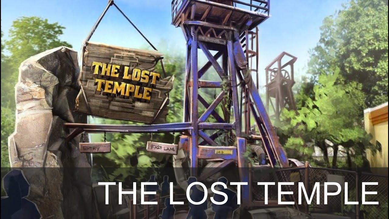 movie park germany the lost temple artworks youtube. Black Bedroom Furniture Sets. Home Design Ideas