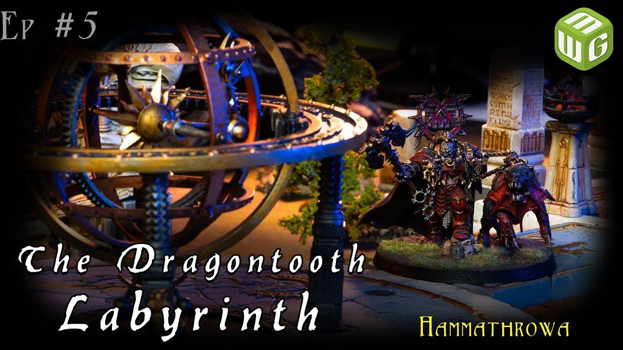 Download Hammathrowa - The Dragontooth Labyrinth Age of Sigmar Narrative Campaign Ep 5