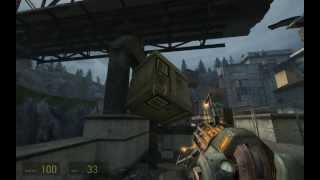 Half Life 2 Level Design Gameplay Analysis