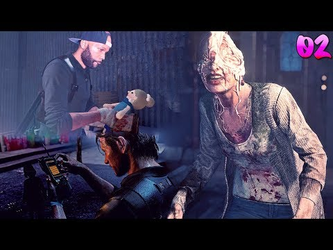 The Evil Within 2 Walkthrough Gameplay Part 2 - I'm Not Ready for This