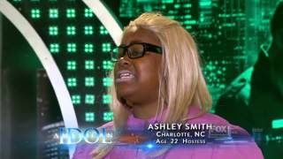 Ashley Smith American Idol 2013 Auditions Recap, Niki Minaj, Mariah Carey