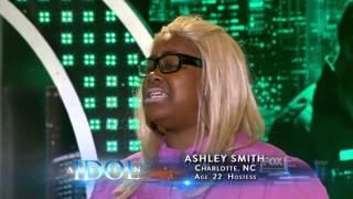Ashley Smith American Idol 2013 Auditions Recap, Niki Minaj, Mariah Carey