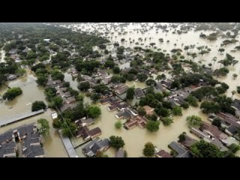 More than 500,000 still displaced after Hurricane Harvey
