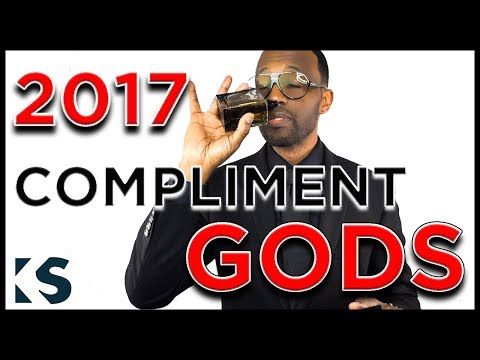 Most Complimented Fragrances of 2017 | COMPLIMENT MONSTERS
