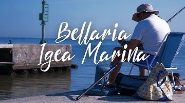 BELLARIA-IGEA MARINA in 4K | TRAVEL VIDEO