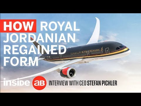 Royal Jordanian's remarkable turn in fortunes