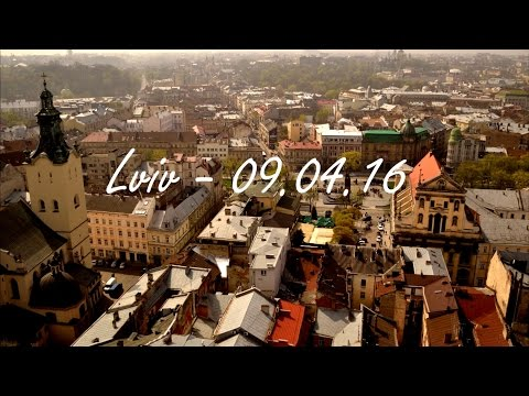 The City of Coffee & Lions | Travel | Lviv, Ukraine [ 09.04.16 ]