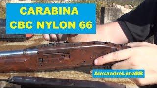 Carabina CBC Nylon 66