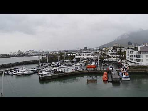 Radisson Blu Waterfront Hotel views (Cape Town, South Africa)