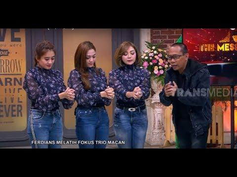 Trio Macan DISUGESTI, Azis & Denny Menang Banyak | OPERA VAN JAVA (08/06/19) Part 4