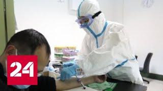 Смотреть видео Число жертв коронавируса 2019-nCoV стремительно растет - Россия 24 онлайн