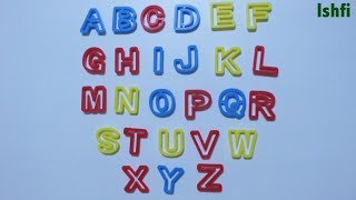 Alphabet Phonic Song by Ishfi and Daddy