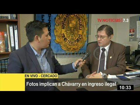 Chávez Cotrina sobre Chávarry: El único que puede destituirlo es el Congreso