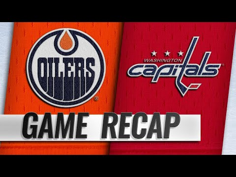 Ovechkin, Smith-Pelly propel Caps past Oilers, 4-2