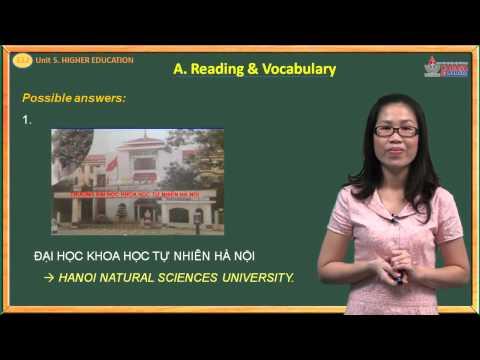 Ôn thi anh văn 2013 - Higher Education - Reading - Vocabulary - Cadasa.vn