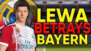 Is Robert Lewandowski FORCING A £100M Transfer To Real Madrid?! | Transfer Review