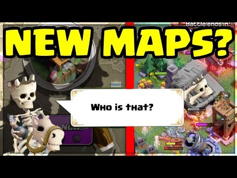 NEW Singleplayer Clash of Clans - with Gameplay! Update Vov-cept for 2018!