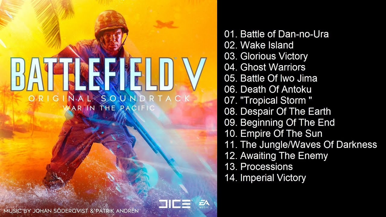 Battlefield V: War in the Pacific (Original Soundtrack) | Full Album
