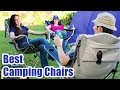 Camping Chairs - Top 5 Outdoor Folding Chair