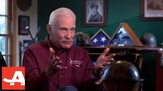 AARP Salutes Veteran Dale Dye - Part 2