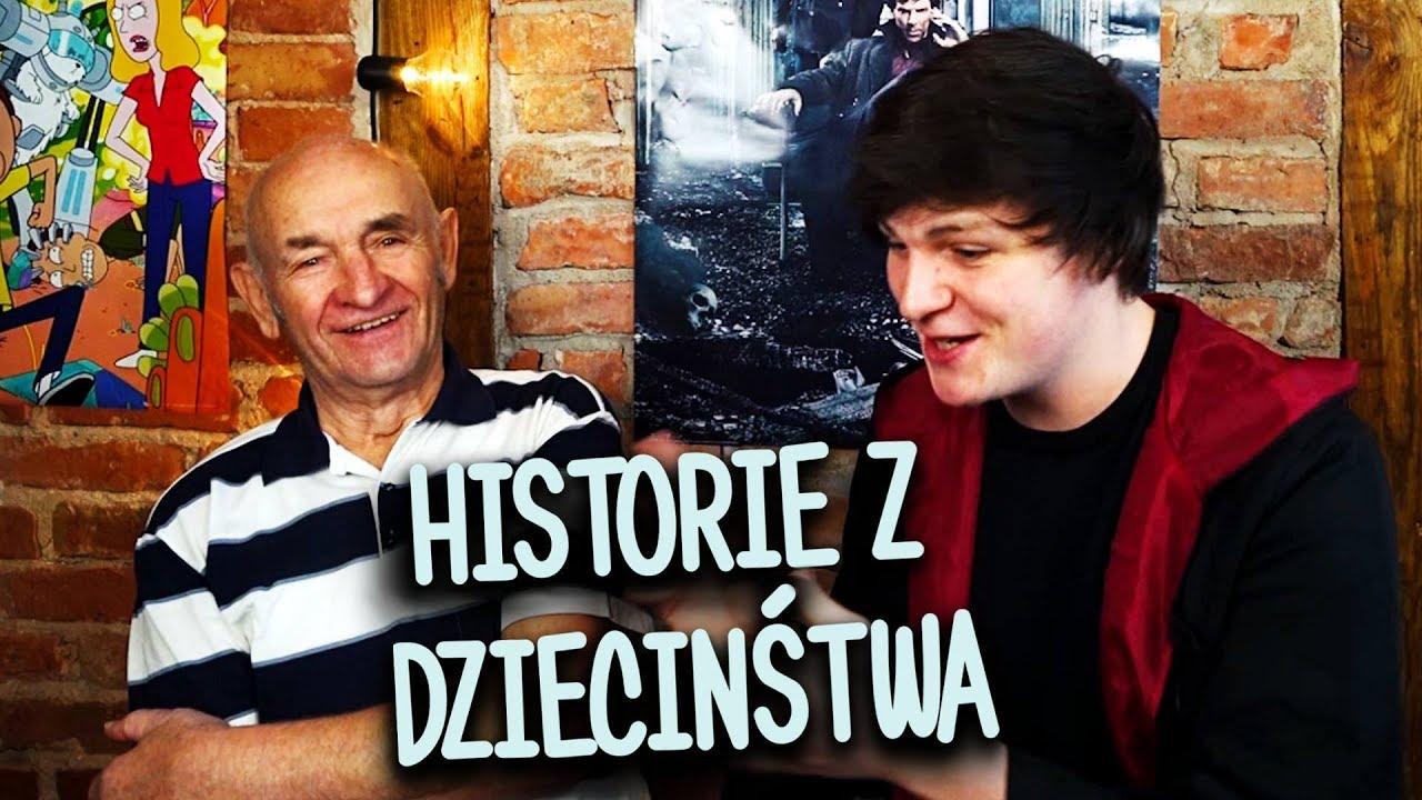 MOJE HISTORIE Z DZIECIŃSTWA z Dziadkiem!