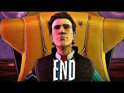 Tales from the Borderlands: Episode 4 - Ending (Jack's Office / Ruling Hyperion)
