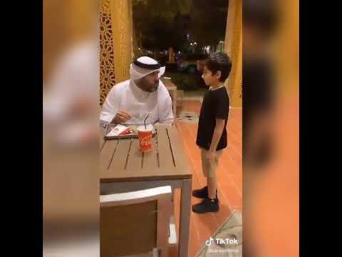 dancing arab kid