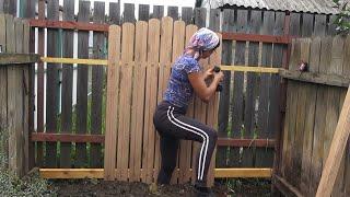 Восстановила лабаз для компоста