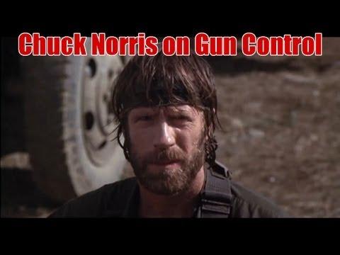 Chuck Norris on Gun Control lobby