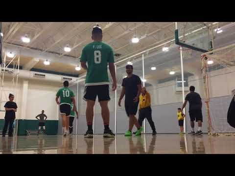 Intramural Indoor Soccer Game 10/9/17
