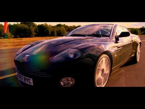 Nick Gilley - Aston Martin - Vanquish