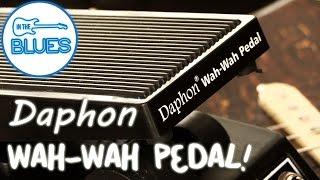 Daphon DF2210 Wah-Wah Pedal