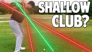 How NOT To Shallow The Golf Club