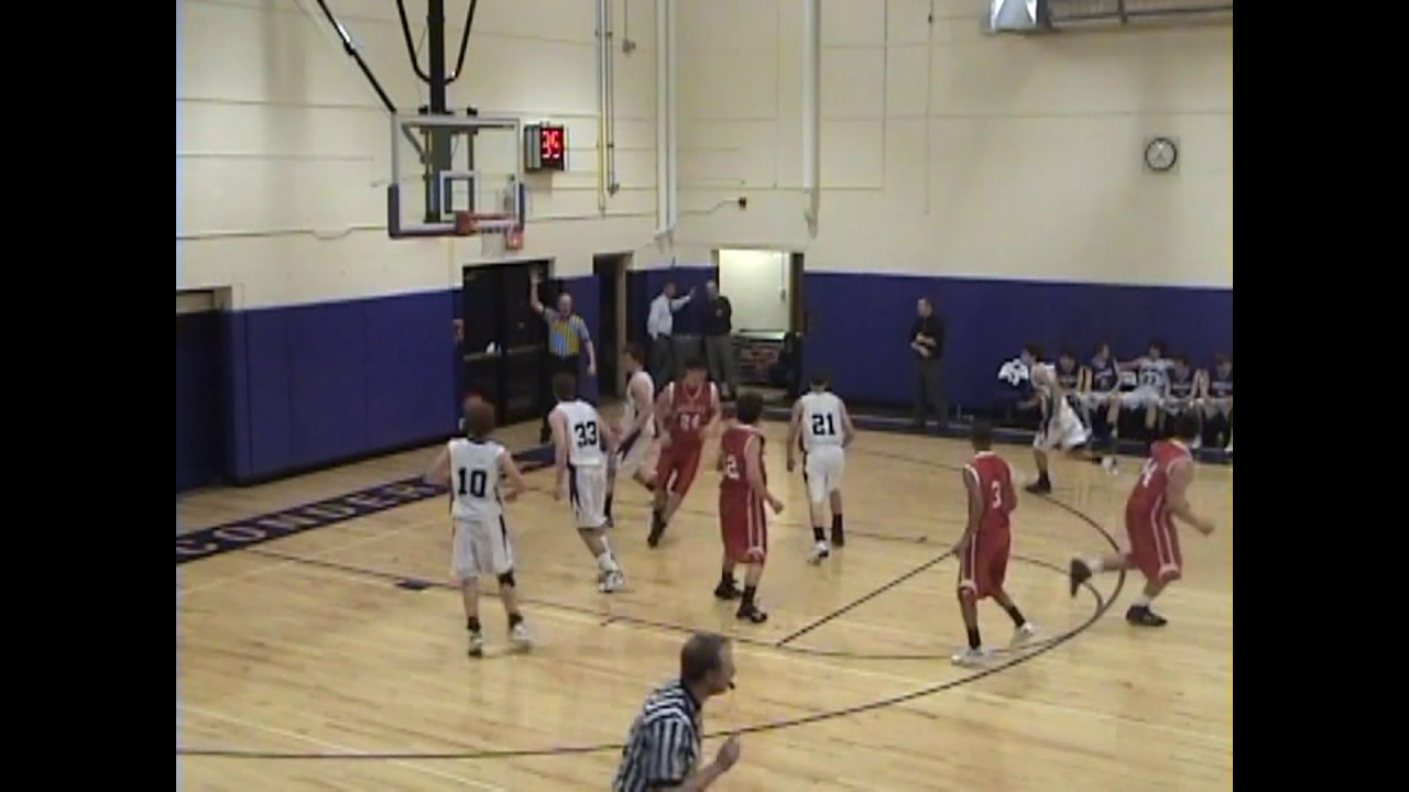 Ticonderoga - Moriah Boys  1-27-11