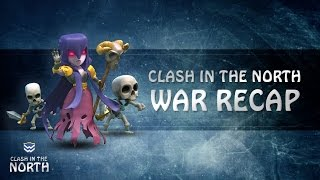 Clash of Clans | North Watchers vs Nobel Hero TH10 Edition!