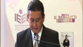Debate 2015 Gobernador Querétaro