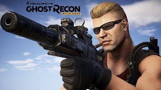Ghost Recon Wildlands: Duke Nukem