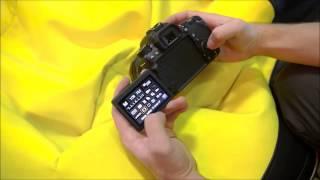 Обзор Canon EOS 70D. Купить цифровой фотоаппарат Кенон 70Д.(Этот обзор предоставил Интернет-магазин http://Fotos.ua, за что им большое спасибо. Купить: http://fotos.ua/canon/eos-70d-w-18-55mm-is...., 2014-01-23T07:23:49.000Z)