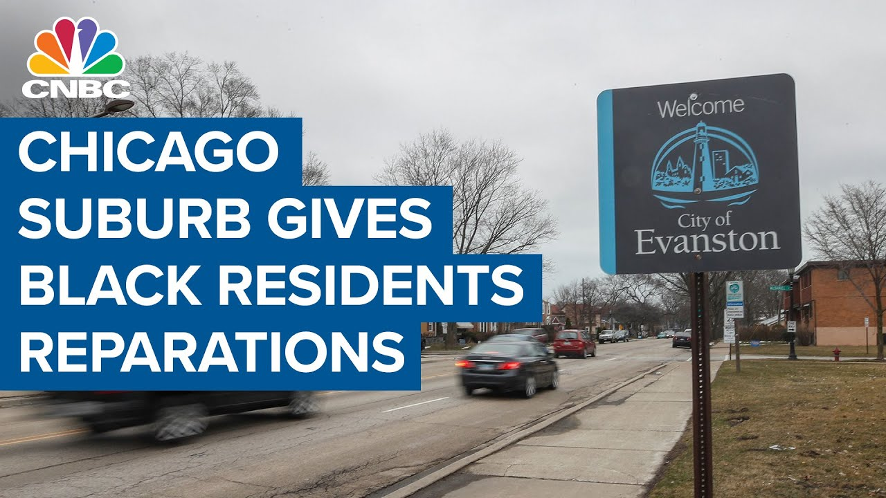 Evanston, Ill. Leads Nation With 1st Approved Reparations Program For Black Residents (Video)