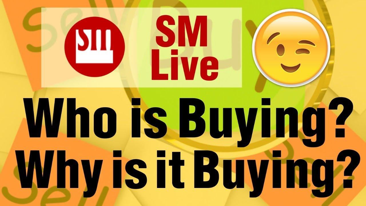 🔰🔶 🔰🔶कौन खरीद रहा है? क्यूँ खरीद रहा है? 😉 | Sunil Minglani LIVE | 6th August'20
