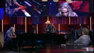 Pianobattle Jan Vayne en Mike Boddé