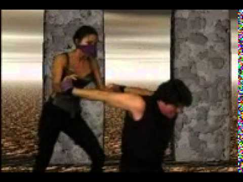 Federation of Martial Arts: Kitana vs Jimmy Cage - Round 3