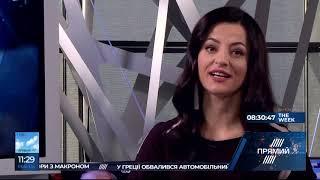 Володимир Дебой та ВолодимирУдовиченко в студії