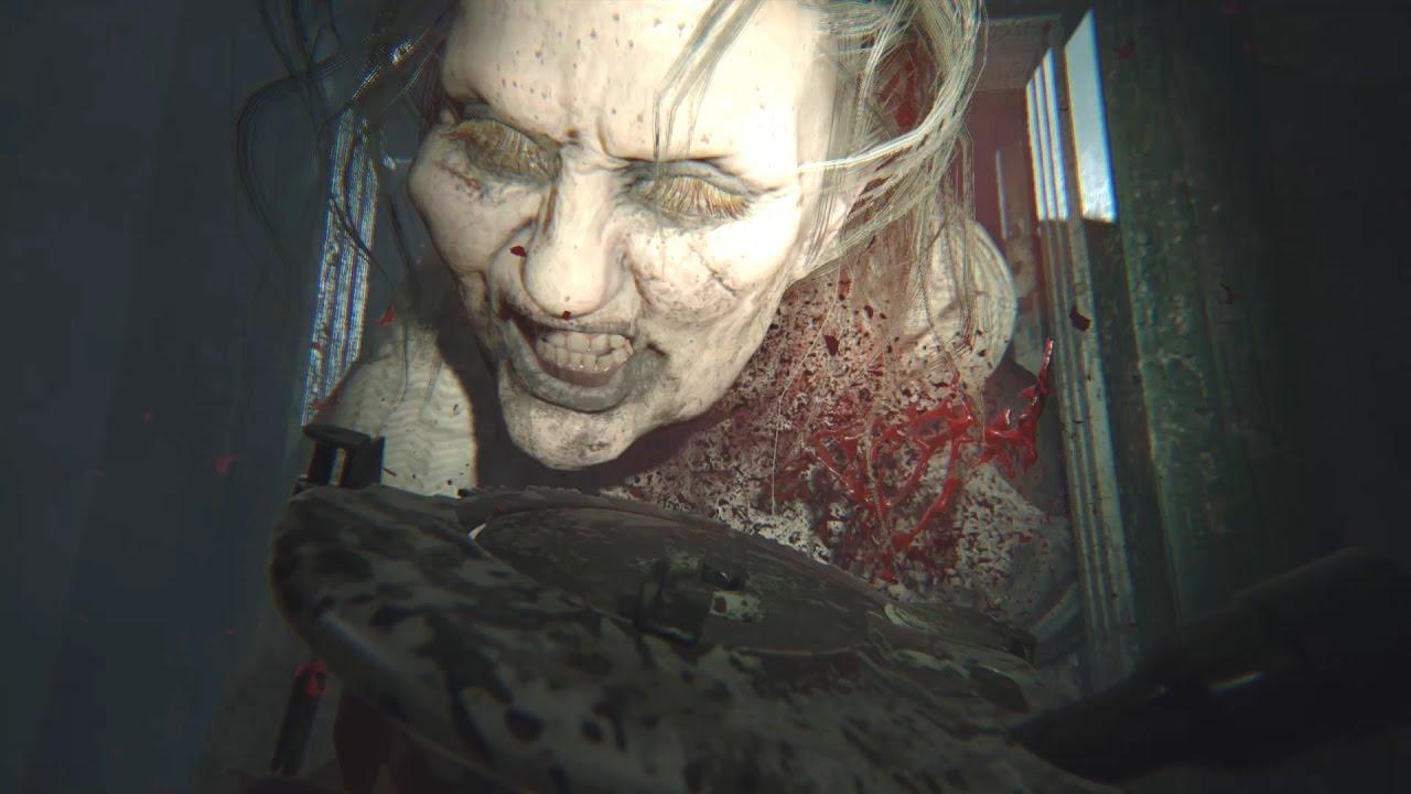 Resident Evil 7 Walkthrough All Boss Fights On Madhouse